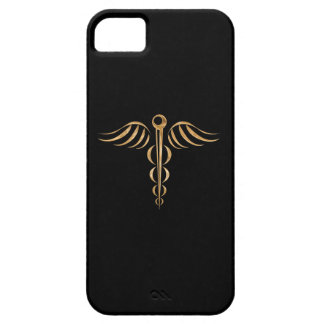 Caduceus Barely There iPhone 5 Case
