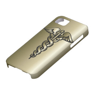 Caduceus - Gifts For The Nurse Barely There iPhone 5 Case