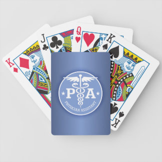 Caduceus PA2 gift ideas Bicycle Playing Cards