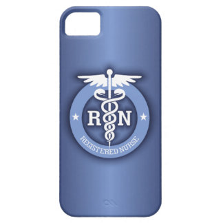 Caduceus RN 2 (Blue) Barely There iPhone 5 Case