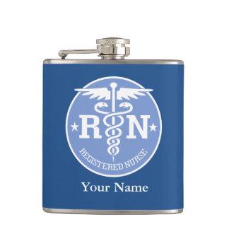Caduceus RN 2 Flask