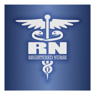 Caduceus RN gift ideas Posters