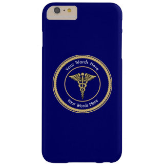 Caduceus Rope Shield Universal Custom Barely There iPhone 6 Plus Case