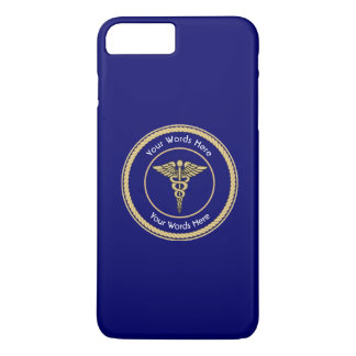 Caduceus Rope Shield Universal Custom iPhone 7 Plus Case
