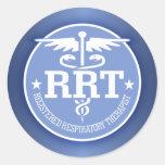 Caduceus RRT 2 Round Sticker