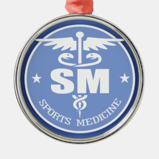 Caduceus SM 2 Christmas Ornament