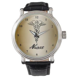 Caduceus Symbol | Nurses Nursing RN LPN Medical Watch