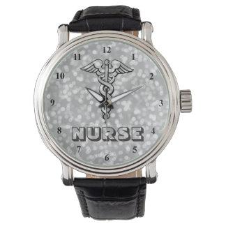 Caduceus Symbol | RN Nurses Nursing LPN Medical Watch