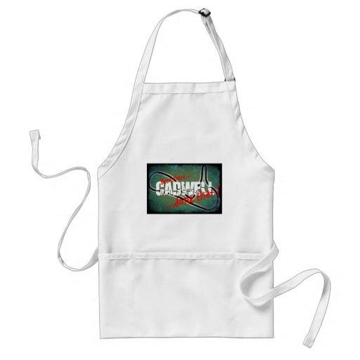 Cadwell - Been there...done that Aprons