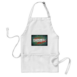 Cadwell - Been there...done that Standard Apron