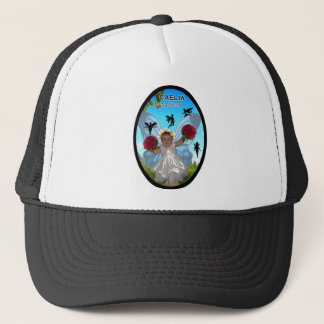 caelia Fairy Princess Trucker Hat