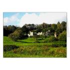 Caerhays castle and gardens card