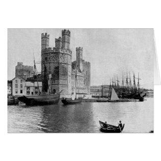 Caernarfon Castle Card