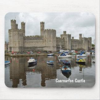 Caernarfon Castle Mouse Mat