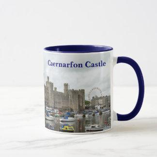 Caernarfon Castle Mug