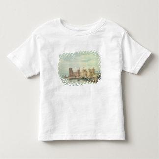 Caernarvon Castle Toddler T-Shirt