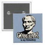 Caesar Romeboy 15 Cm Square Badge