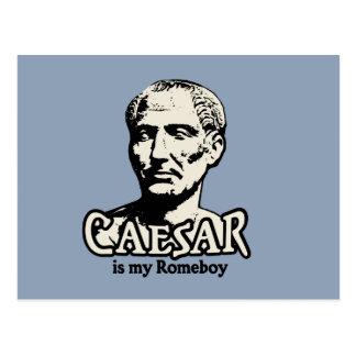 Caesar Romeboy Postcard