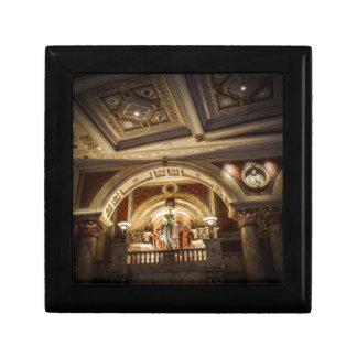 Caesars Palace Las Vegas Small Square Gift Box