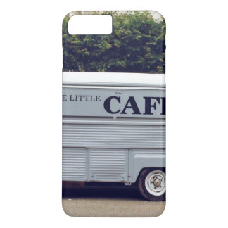 Caf� truck and ice-cream carts iPhone 7 plus case