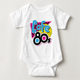 Cafe 80s tshirt