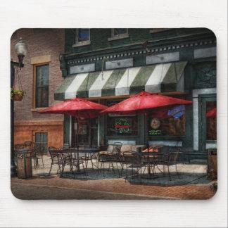 Cafe - Albany NY - Mc Geary s Pub Mousepad