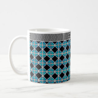 Cafe Blue Coffee Mug