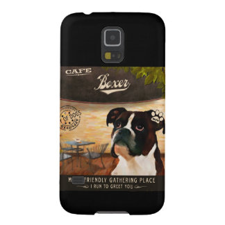Cafe Boxer Cases For Galaxy S5