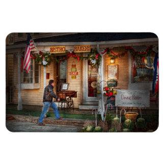 Cafe - Clinton, NJ - Bistro Bakery Magnets