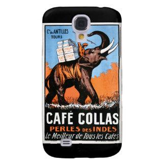 Cafe' Collas Galaxy S4 Case