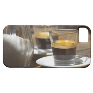 Cafe culture barely there iPhone 5 case