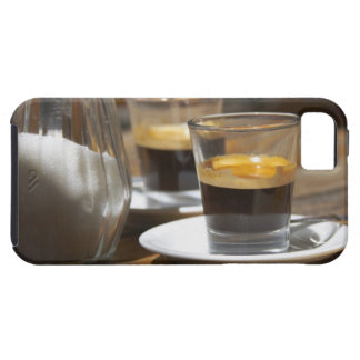 Cafe culture iPhone 5 cases