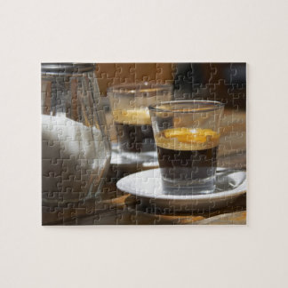 Cafe culture jigsaw puzzle