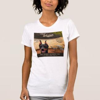 Cafe Doberman T-Shirt