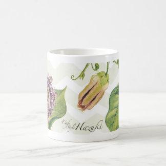 cafe flower mug 2