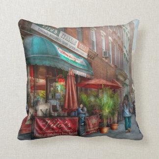 Cafe - Hoboken, NJ - Vito's Italian Deli Cushion