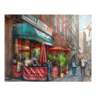 Cafe - Hoboken, NJ - Vito's Italian Deli Flyer