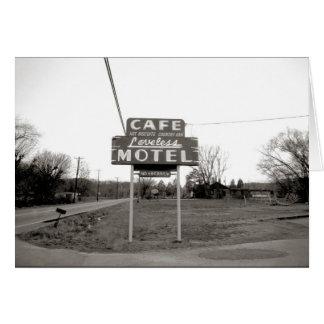 Cafe Loveless Nashville Tennessee Cards