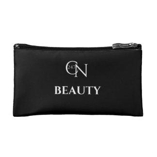 Café Novela Beauty Small Cosmetic Bag