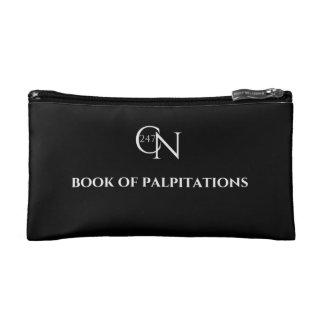 Café Novela Book of Palpitations Cosmetic Bag