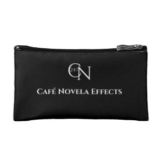 Café Novela Effects Cosmetic Bag