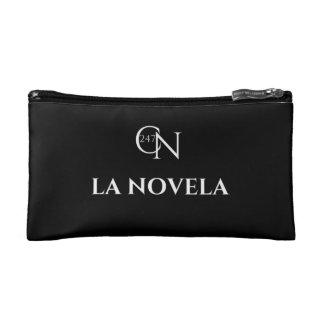 Café Novela La Novela Small Cosmetic Bag