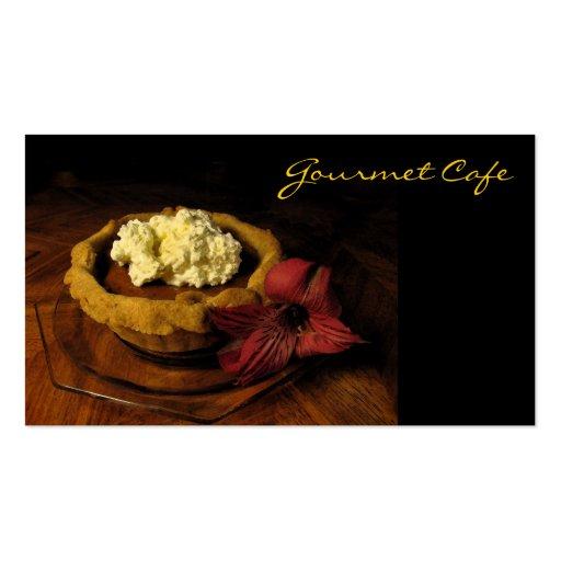 Cafe or Restaurant Pack Of Standard Business Cards