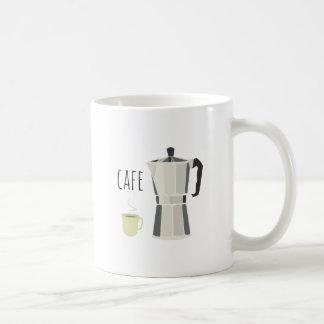 Cafe Pot Mugs