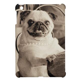 Cafe Pug Case For The iPad Mini