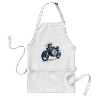 Cafe Racer Classic Motorcycle Standard Apron