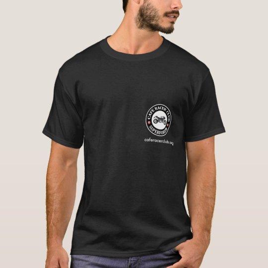 Cafe Racer Club VOXAN Black Magic T-Shirt
