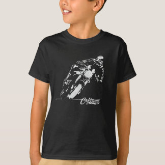 Cafe Racer Mean Lean Vintage Style T-Shirt