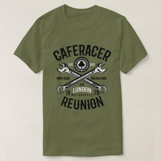 Cafe Racer Men's T-Shirt