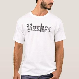 """Cafe Racer """"Rocker"""" Vintage Styled T-Shirt"""